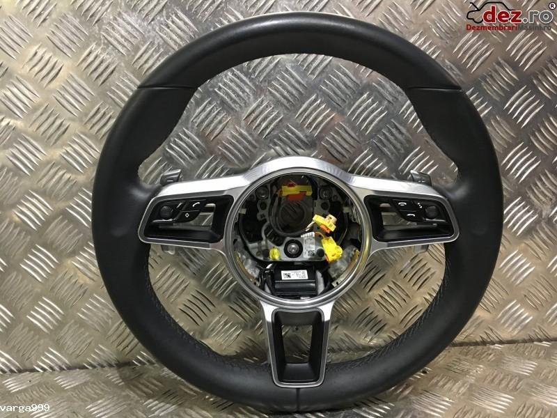 Volan Porsche Macan 2013 Piese auto în Zalau, Salaj Dezmembrari