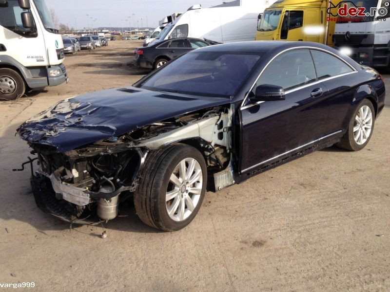 Dezmembrez Mercedes Cl W216 Lift Dezmembrări auto în Zalau, Salaj Dezmembrari