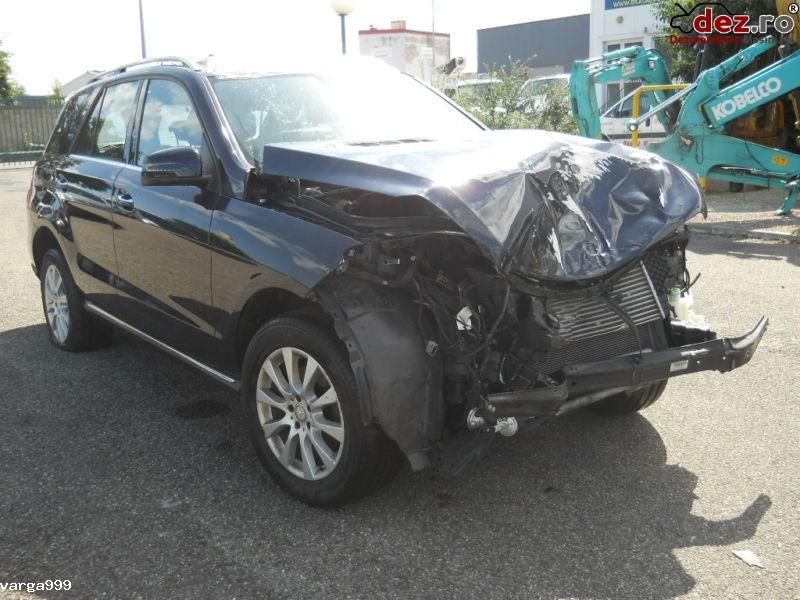 Dezmembrez Mercedes ML-Class W166 Dezmembrări auto în Zalau, Salaj Dezmembrari