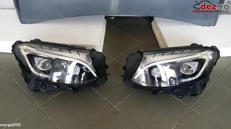 Vand Faruri Pentru Mercedes Glc W253 Dezmembrări auto în Zalau, Salaj Dezmembrari