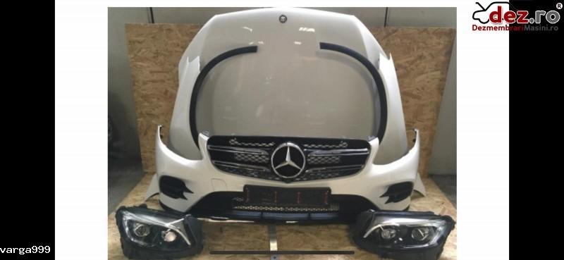 Vand Fata Completa Pentru Mercedes Glc Coupe 2015 Dezmembrări auto în Zalau, Salaj Dezmembrari