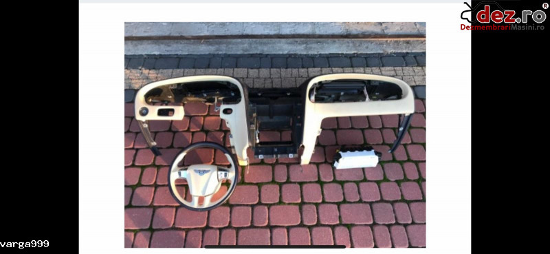 Airbag volan Bentley Continental GT 2017 Piese auto în Zalau, Salaj Dezmembrari