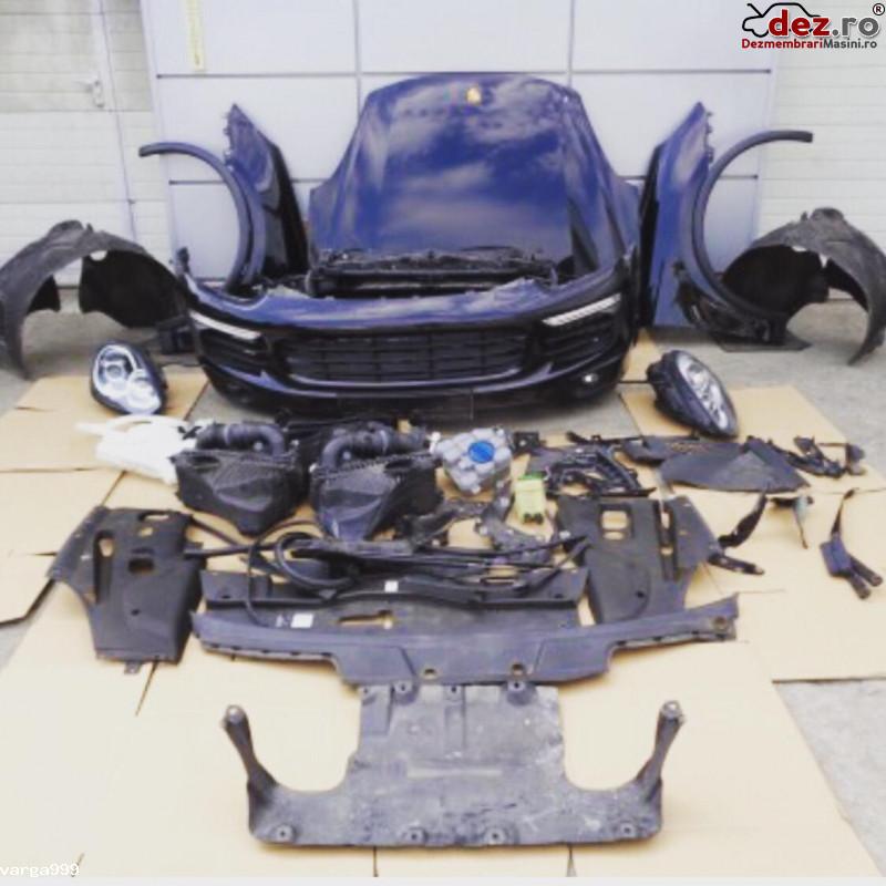 Vand Fata Completa Pentru Porsche Cayenne Dezmembrări auto în Zalau, Salaj Dezmembrari