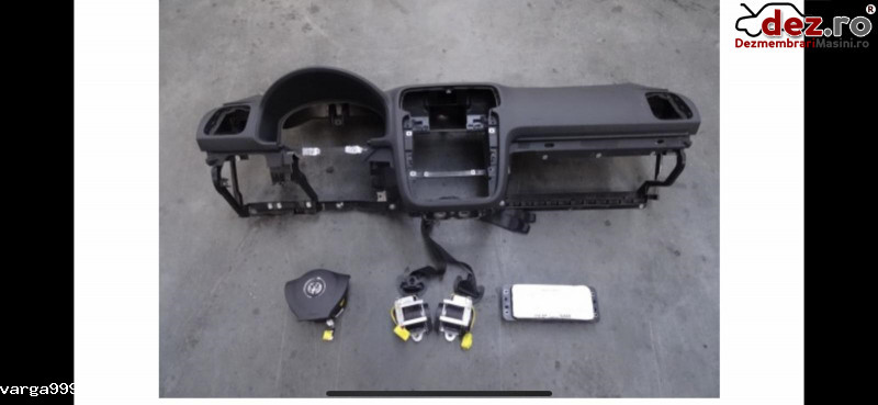 Centura de siguranta Volkswagen Eos 2014 Piese auto în Zalau, Salaj Dezmembrari