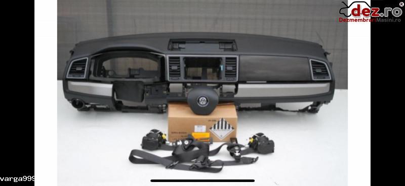 Airbag volan Volkswagen T6 2017 Piese auto în Zalau, Salaj Dezmembrari
