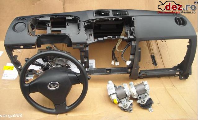 Centura de siguranta Daihatsu Cuore 2010 Piese auto în Zalau, Salaj Dezmembrari