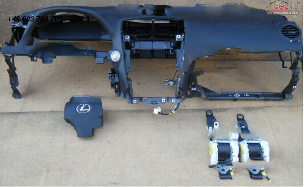 Plansa Bord Lexus Is 250  Piese auto în Zalau, Salaj Dezmembrari