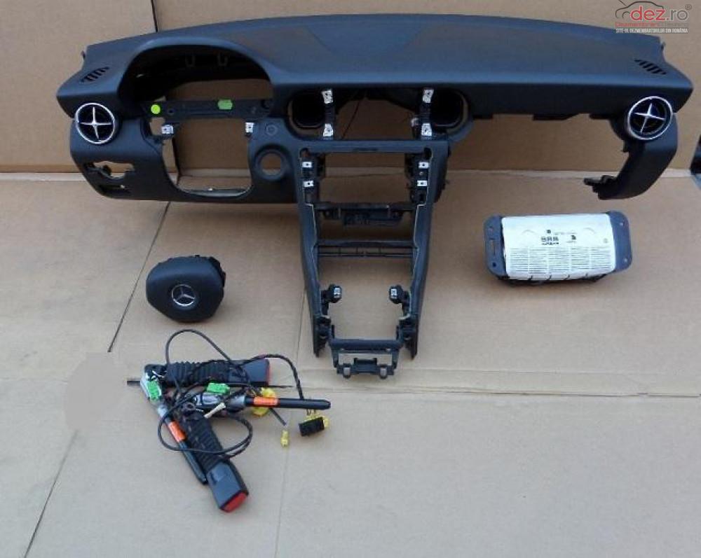 Plansa Bord Mercedes Slk W172 2015 Piese auto în Zalau, Salaj Dezmembrari