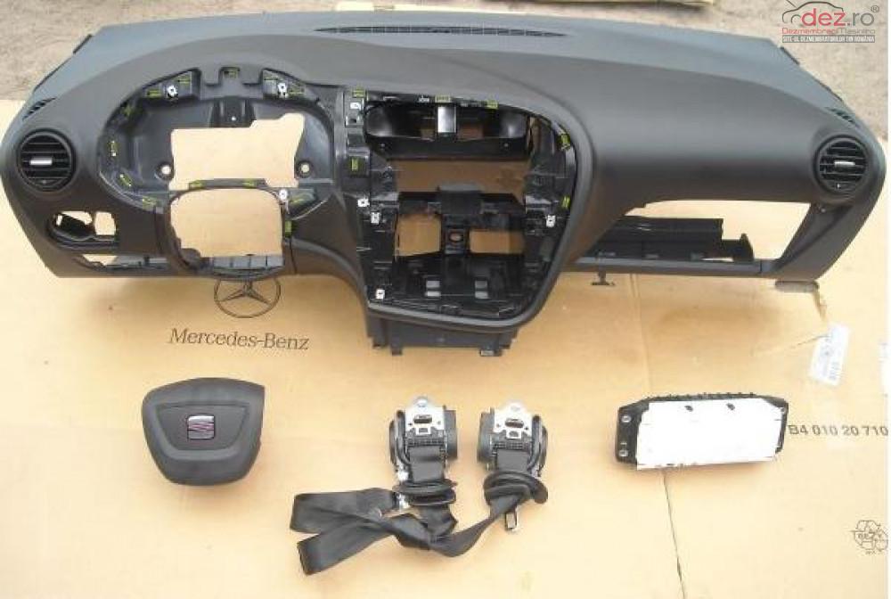 Plansa Bord Seat Leon 2011  Piese auto în Zalau, Salaj Dezmembrari