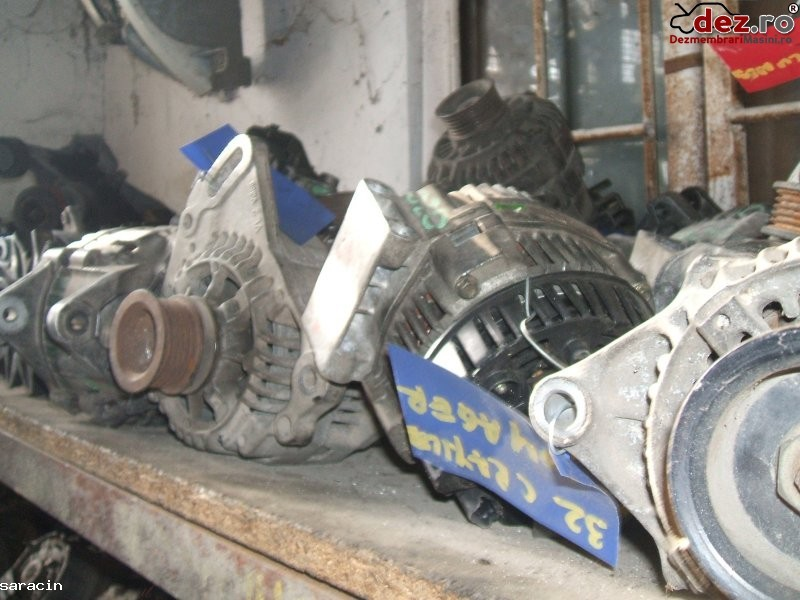 Vand alternator pentru ford mondeo  capacitate 1 8 benzina  Dezmembrări auto în Craiova, Dolj Dezmembrari