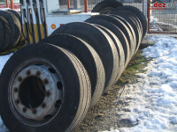Vand anvelope Michelin de vara - 295 / 60 / R22.5 Anvelope second hand în Craiova, Dolj Dezmembrari