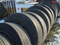 Vand anvelope Bridgestone de vara - 315 / 60 / R22.5 Anvelope second hand în Craiova, Dolj Dezmembrari