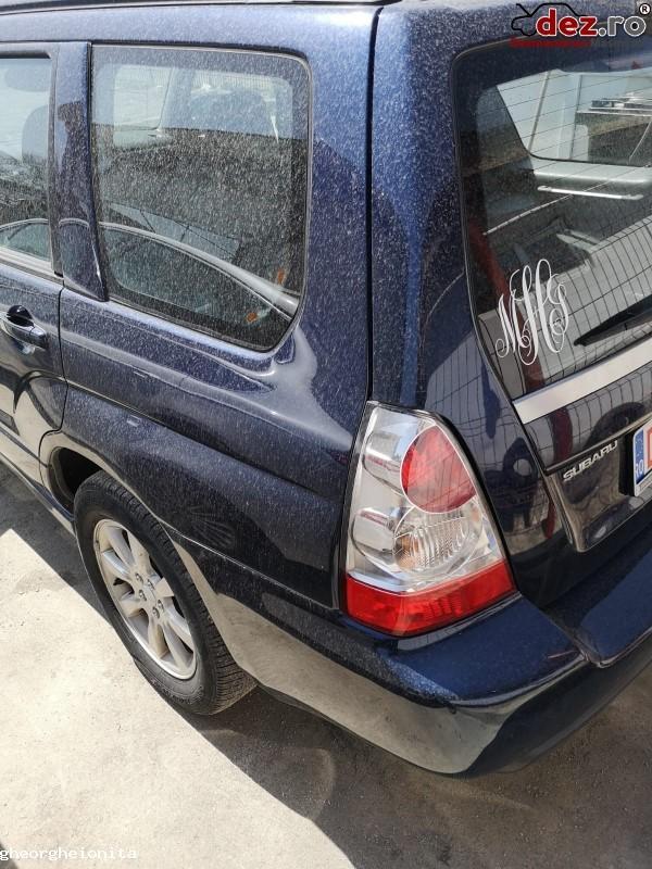 Dezmembrez Subaru Forester An 2007