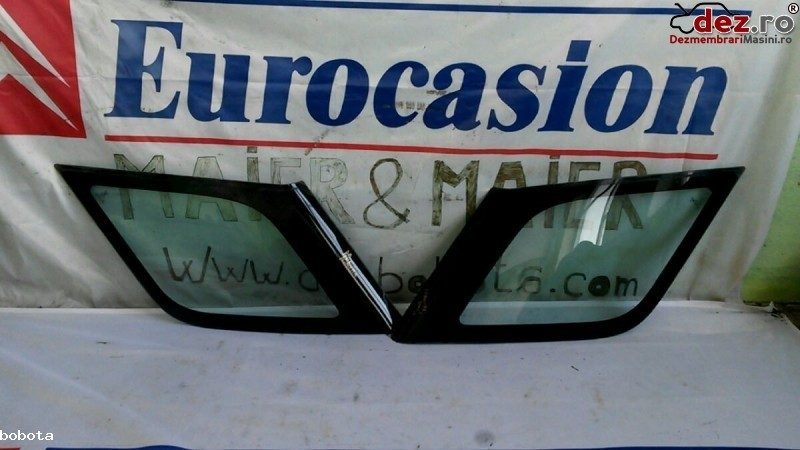 Geam lateral fix Opel Frontera 1998 Piese auto în Zalau, Salaj Dezmembrari