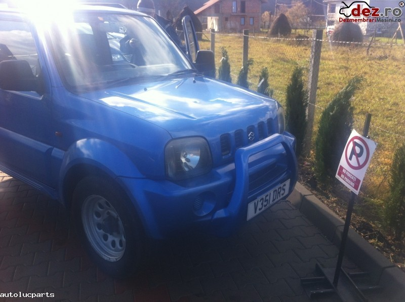 Dezmembrez Suzuki Jimny Dezmembrări auto în Nasaud, Bistrita-Nasaud Dezmembrari