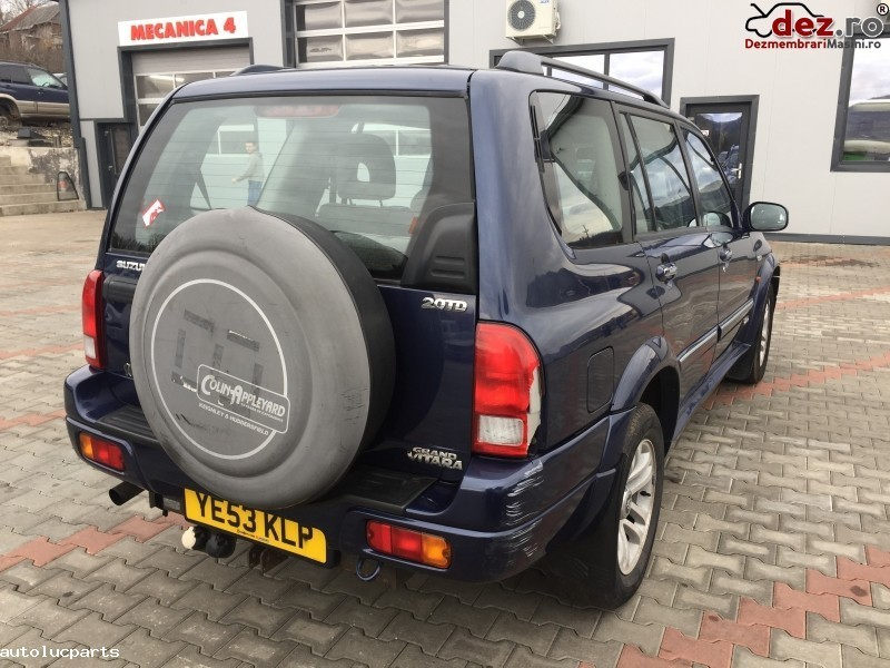 Dezmembrez Suzuki Grand Vitara Xl7 2004