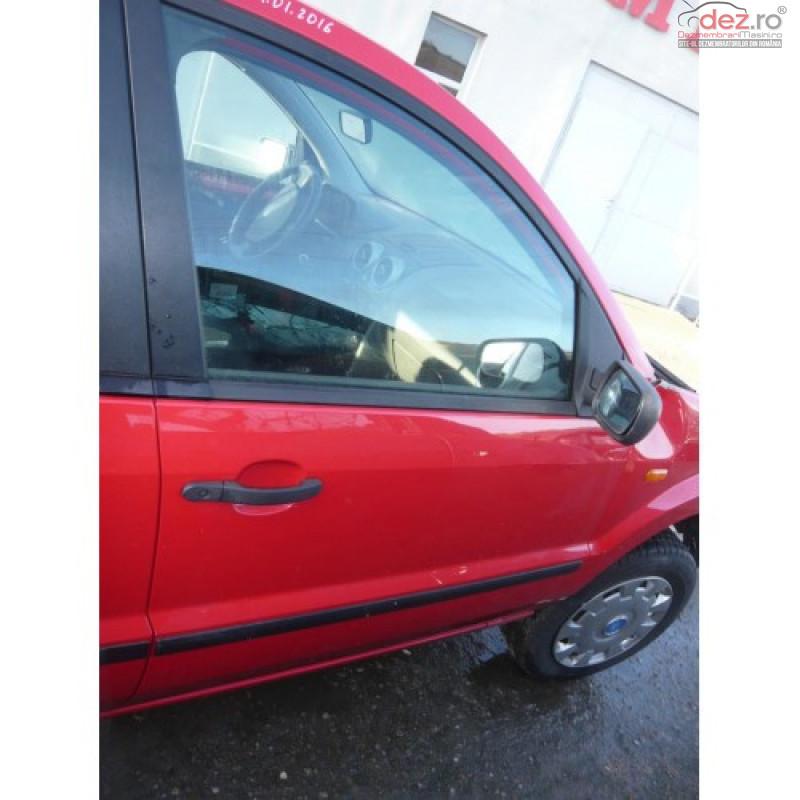 Usa Fata Dreapta Rosu Ford Fusion Ju2 1 4tdci Hatchback 2002 2008 Piese auto în Biharia, Bihor Dezmembrari