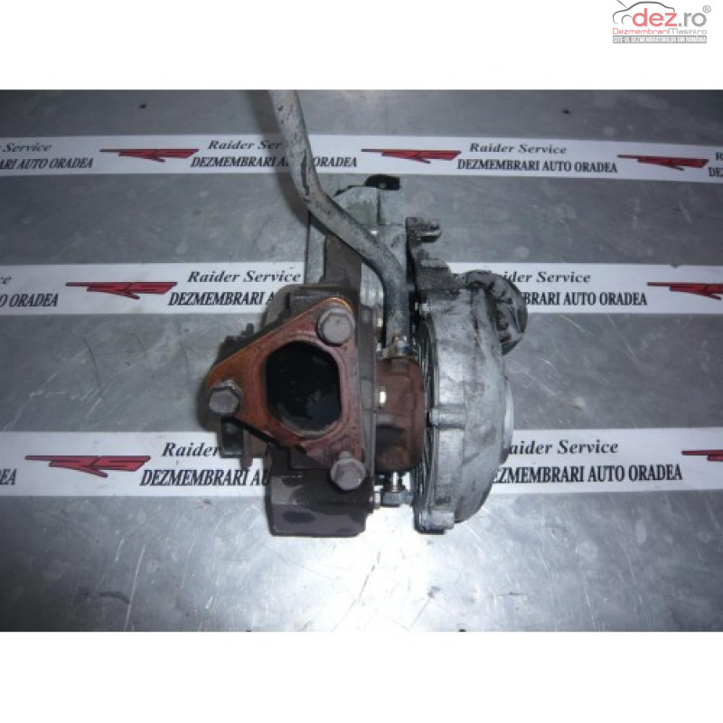 Turbosuflanta 6470900180 Mercedes 270 W211 Diesel 2 7 647961 130 Kw Piese auto în Biharia, Bihor Dezmembrari