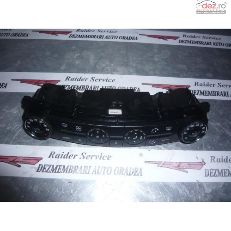 Panou Comanda Climatronic 2118300385 Mercedes 270 W211 Berlina 2003 Piese auto în Biharia, Bihor Dezmembrari