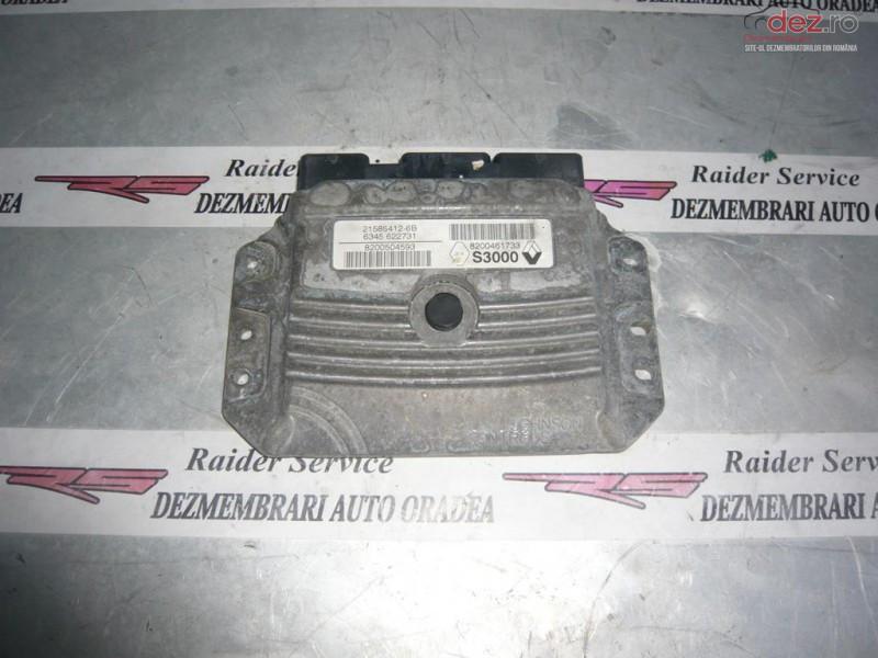 Calculator Motor 8200504593 Renault Clio 3 Benzina 1 4 K4j 72 Kw 2007 Piese auto în Biharia, Bihor Dezmembrari