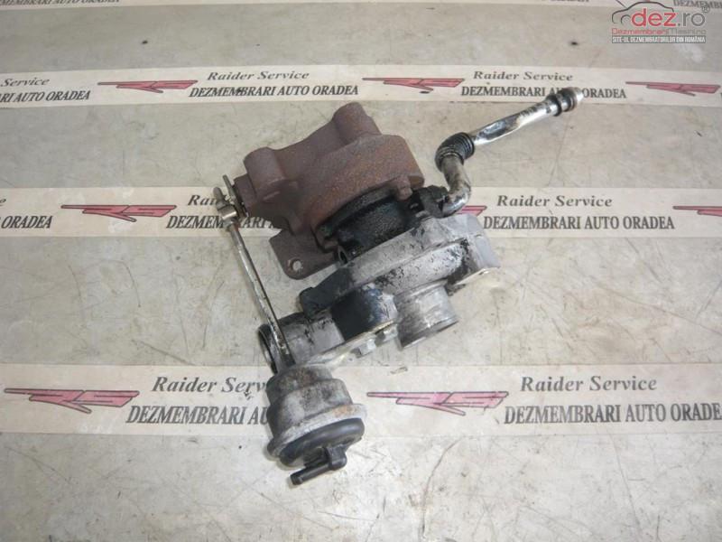 Turbosuflanta 54359700002 Renault Clio 2 Diesel 1 5 K9k 48 Kw 2003 Piese auto în Biharia, Bihor Dezmembrari