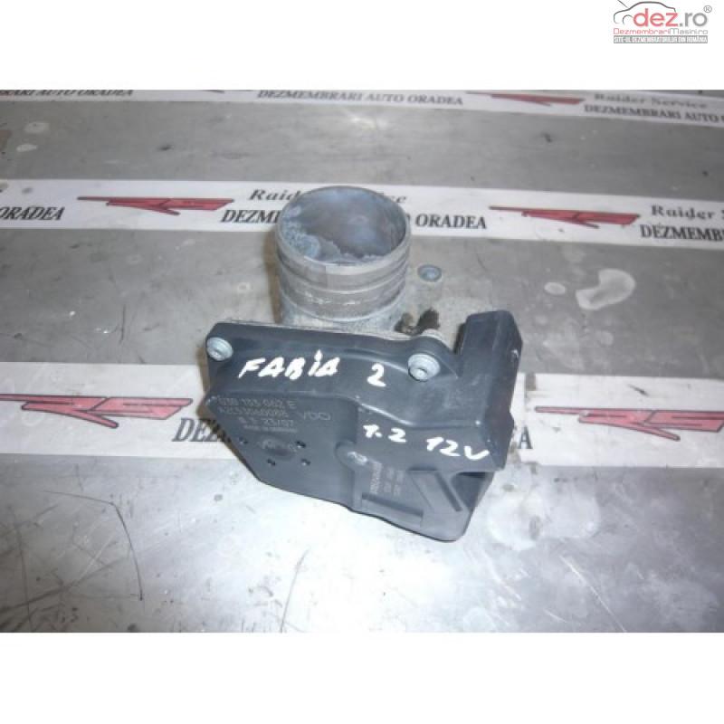 Clapeta Acceleratie 03d133062e Skoda Fabia Mk2 5j Bz 1 2 Bzg 51 Kw Piese auto în Biharia, Bihor Dezmembrari