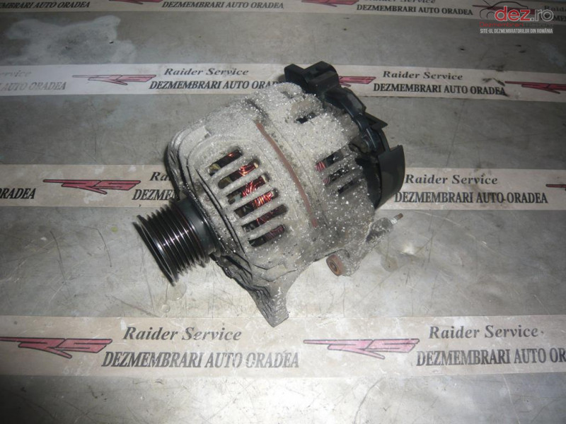 Alternator 037903025l Vw Polo 6n2 Benzina 1 4 Aud 44 Kw 1994 2003 în Biharia, Bihor Dezmembrari