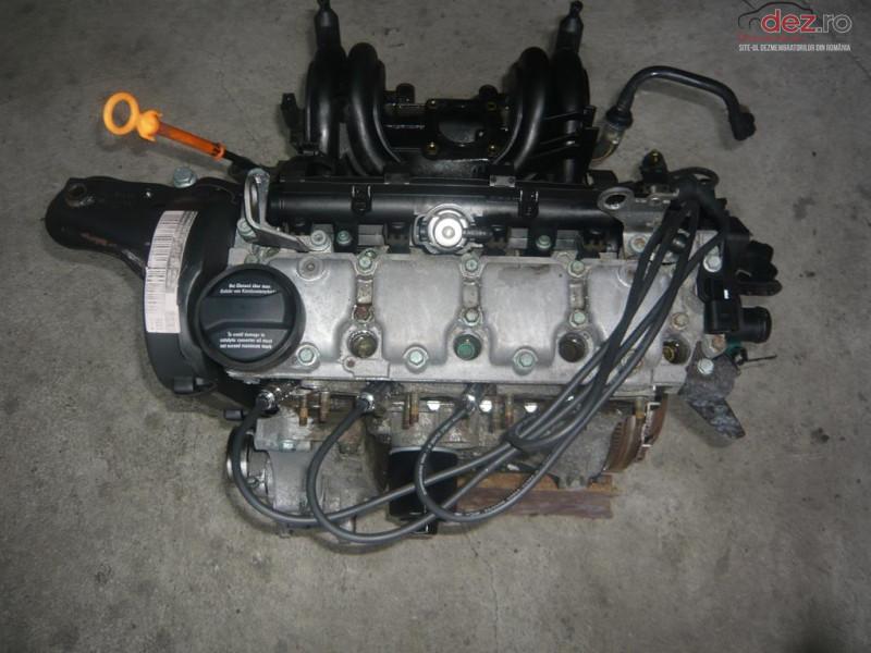 Motor Fara Anexe Aud Vw Polo 6n2 Benzina 1 4 Litri 44 Kw 1994 2003 în Biharia, Bihor Dezmembrari