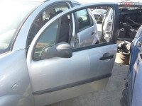 Usa Fata Stanga Gri Citroen C3 Fhfx Hatchback 4+1 Usi 2002 2008 în Biharia, Bihor Dezmembrari