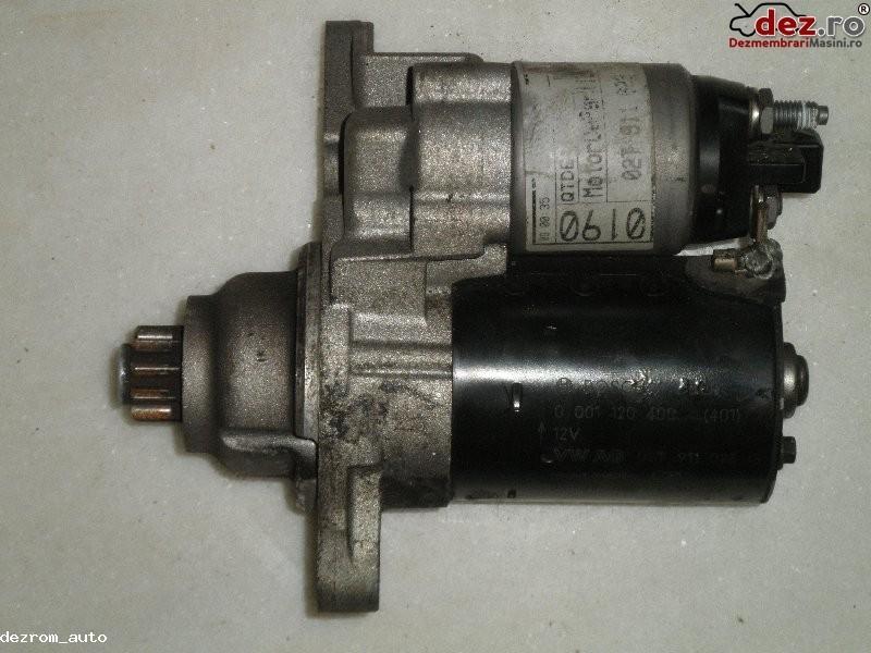 Vand electromotor cod 02t911023 pentru skoda fabia cu motor 1 2 si 1 4 benzina... Dezmembrări auto în Slatina, Olt Dezmembrari