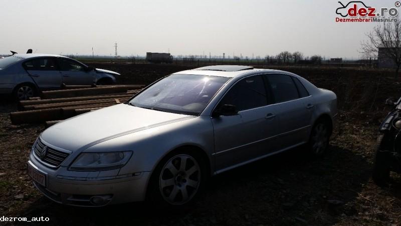 Dezmembrez Vw Phaeton 5 0 Tdi V10 313 Cai 4motion Dezmembrări auto în Slatina, Olt Dezmembrari