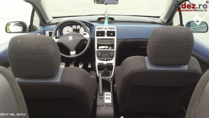 Plansa bord Peugeot 307 cc 2005 Piese auto în Slatina, Olt Dezmembrari