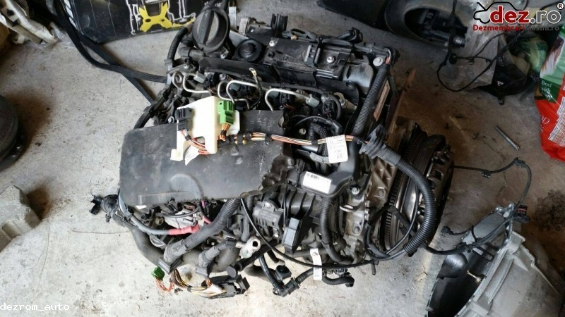 Motor fara subansamble BMW 420 2014 cod N47D20C Piese auto în Bucuresti, Bucuresti Dezmembrari