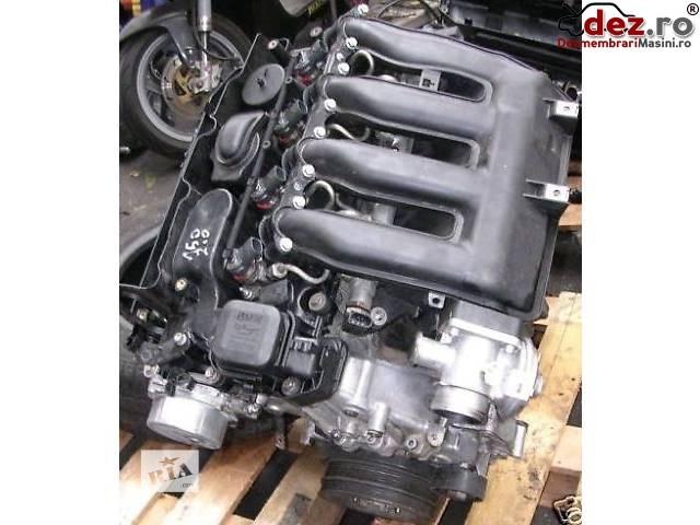 Motor fara subansamble BMW 520 2007 cod m47n204d4