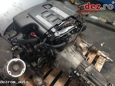Motor fara subansamble BMW X3 2007 cod m47n204d4