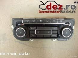 Comenzi clima Volkswagen Eos 2010 cod 5k0907044bt Piese auto în Bucuresti, Bucuresti Dezmembrari