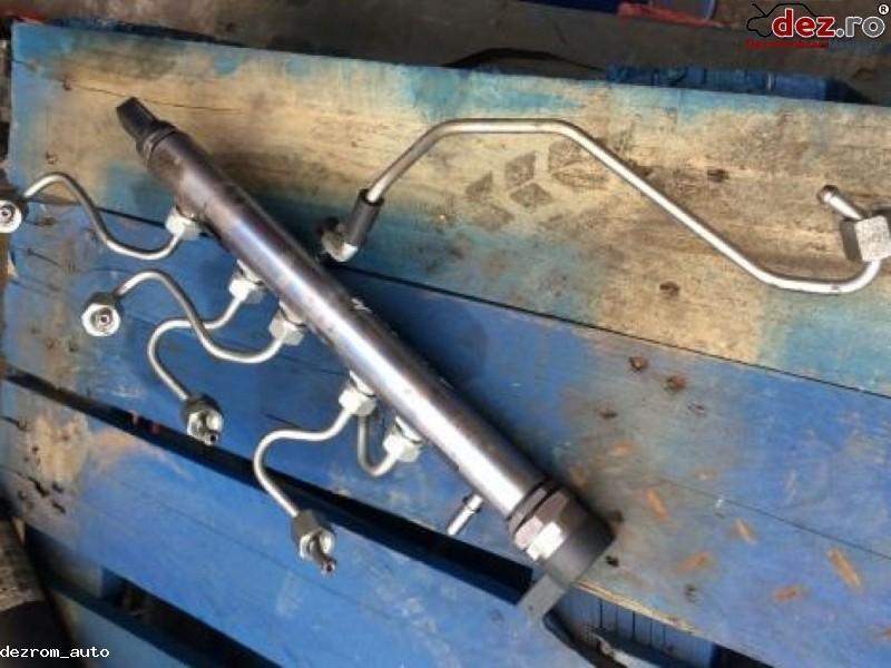 Rampa injectoare BMW 316 2010 cod 0445214182 7809127 Piese auto în Bucuresti, Bucuresti Dezmembrari