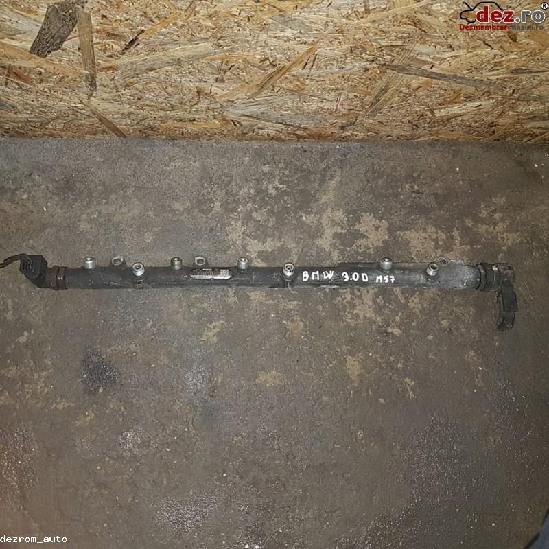 Rampa injectoare BMW 730 2005 cod 0445216008 7788679 Piese auto în Bucuresti, Bucuresti Dezmembrari