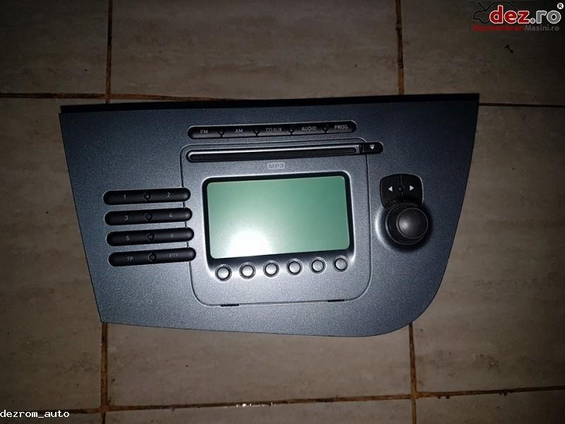 Sistem audio Seat Leon 2009 cod 1p1035186b  Piese auto în Bucuresti, Bucuresti Dezmembrari