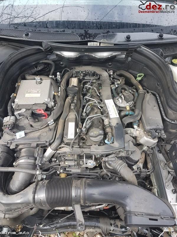 Motor fara subansamble Mercedes GLK-Class 2015 cod 651