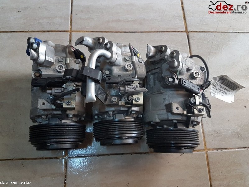 Compresor aer conditionat BMW 535 Gran Turismo 2016 cod 9215947-01 Piese auto în Bucuresti, Bucuresti Dezmembrari