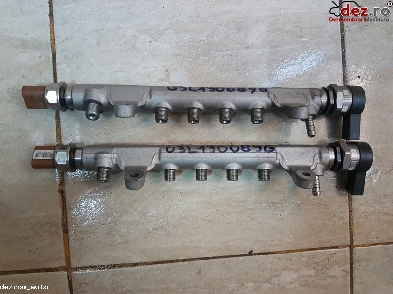 Rampa injectoare Audi A3 2009 cod 03l130089g în Bucuresti, Bucuresti Dezmembrari