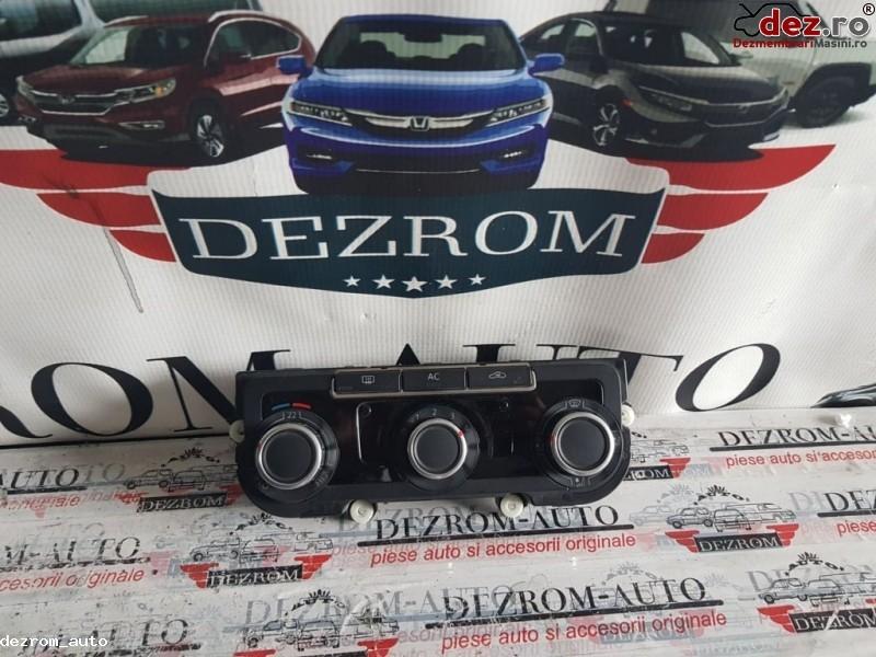 Comenzi clima Volkswagen Eos 2010 cod 3c8907336ab Piese auto în Slatina, Olt Dezmembrari