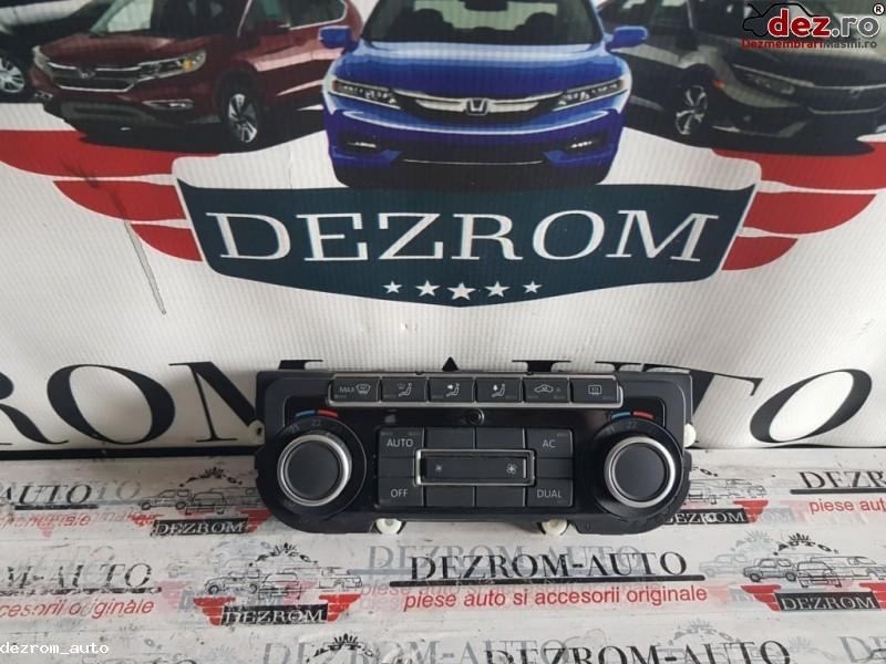 Comenzi clima Volkswagen Eos 2015 cod 5k0907044er Piese auto în Slatina, Olt Dezmembrari