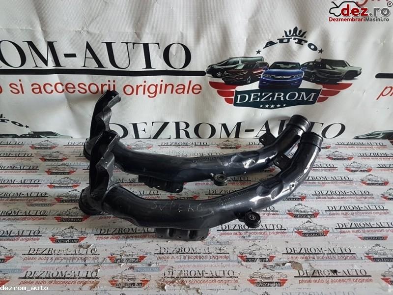 Furtun intercooler Skoda Superb 2 2014 cod 1K0145840AC Piese auto în Slatina, Olt Dezmembrari