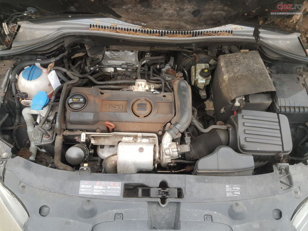 Dezmembrez Seat Leon 1p 1 4 Tsi 122 Cai Cod Motor Caxa Cutie Manuala