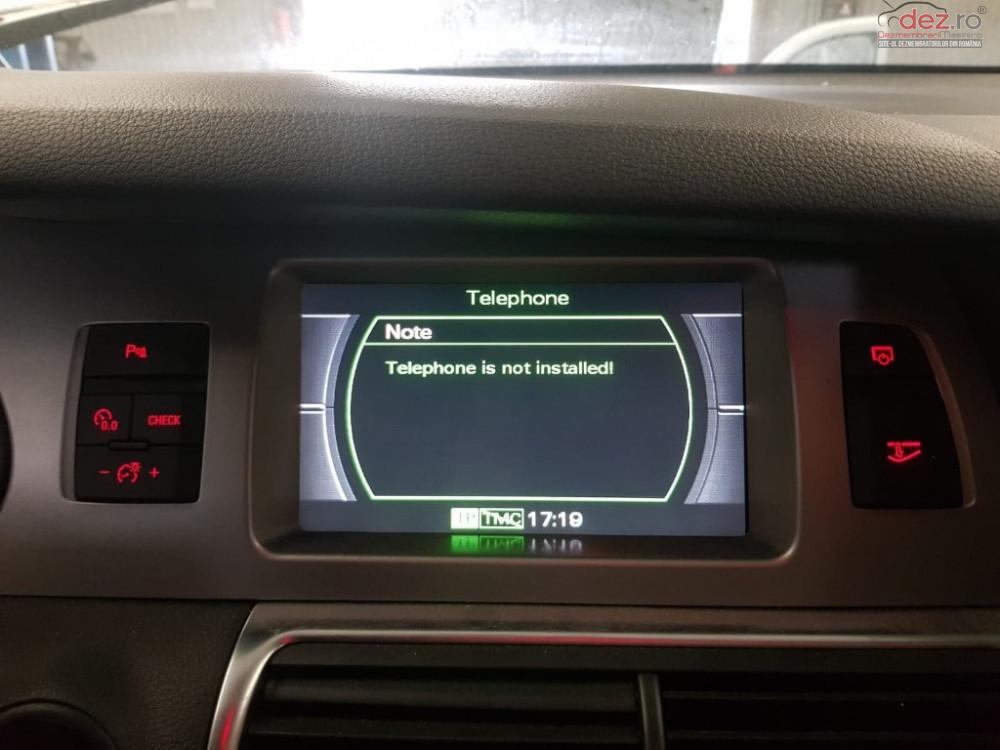 Dezmembrez Audi Q7 3 0 Tdi Motor Bug 233 Cai Cutie Automata Dezmembrări auto în Slatina, Olt Dezmembrari