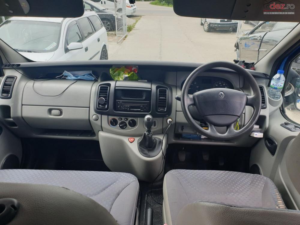 Dezmembrez Renault Trafic 2 0 Dci 115 Cai Motor M9r An 2012 Dezmembrări auto în Slatina, Olt Dezmembrari