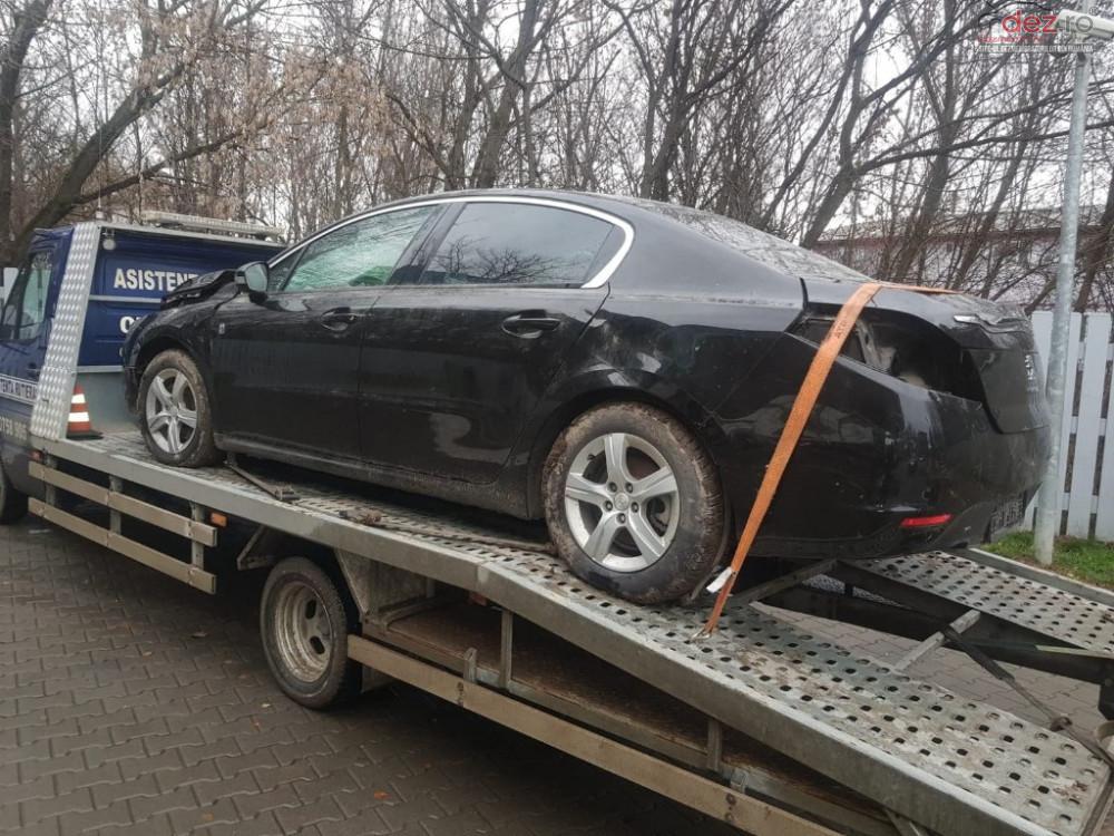 Dezmembrez Peugeot 508 Hybrid 2 0 Hdi 163 Cai Tip Motor Rh02 Cutie A Dezmembrări auto în Slatina, Olt Dezmembrari