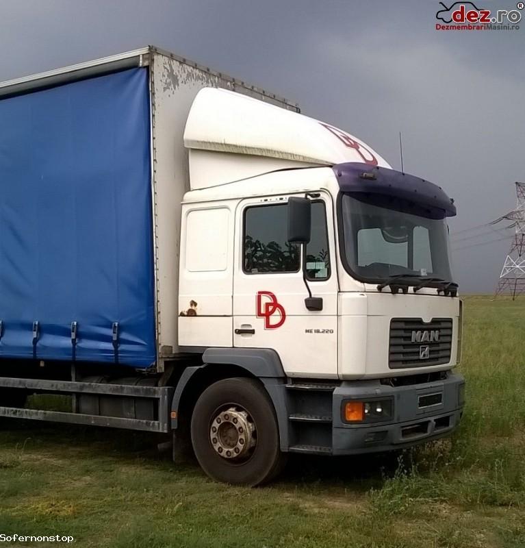 Cabina MAN F 2000 Dezmembrări camioane în Constanta, Constanta Dezmembrari